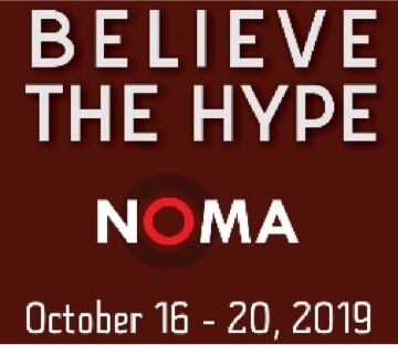 "NOMA Conference 2019 ""BELIEVE THE HYPE"""