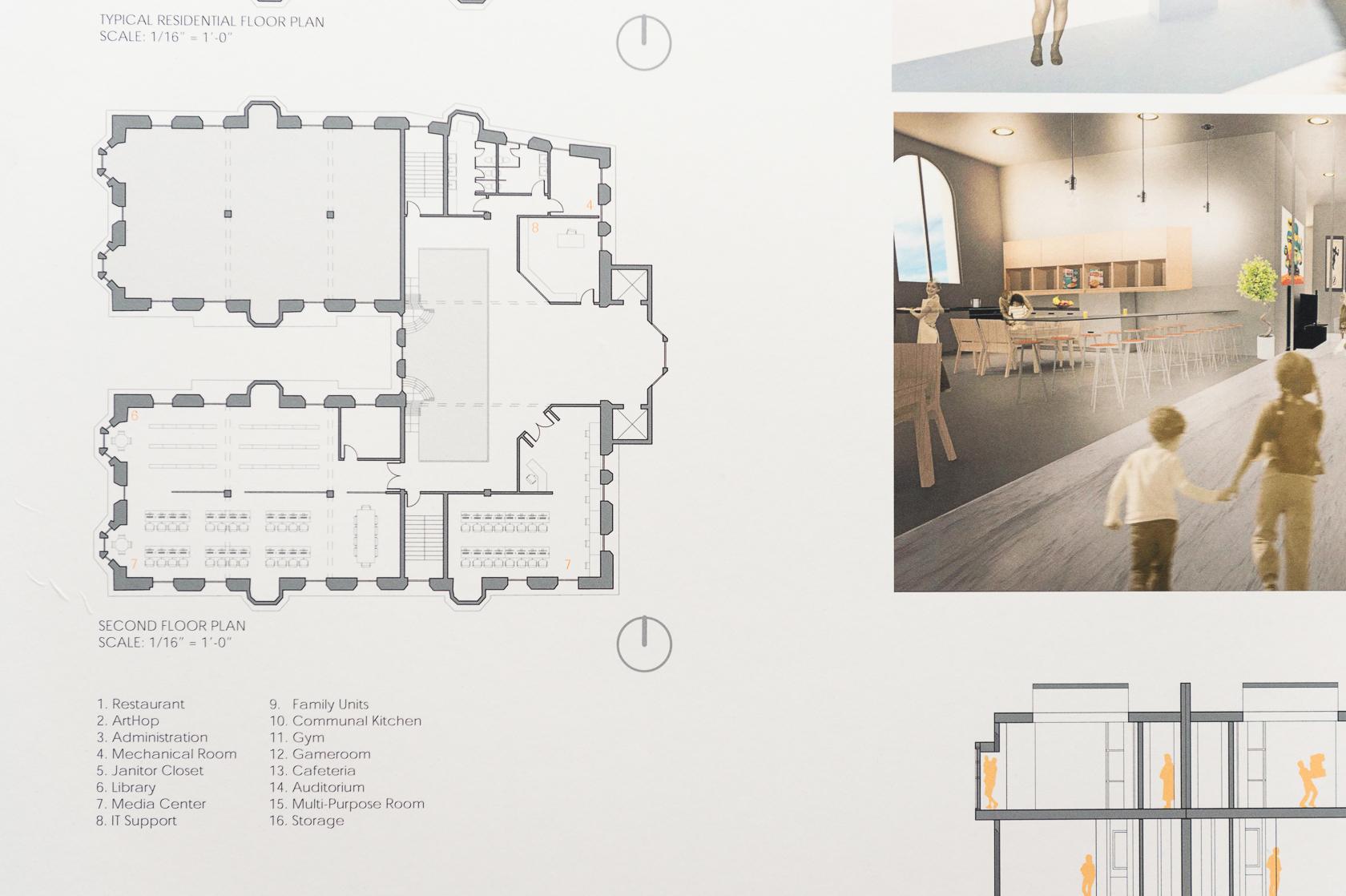 Student Design Competition Bgl National Organization Of Minority Architects Noma