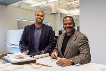 Architect Magazine Creates Podcast of Curtis and Jonathan Moody on being Leaders in Architecture