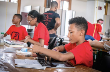 NOMA Hosts Its Annual Summer Architecture Camp Virtually
