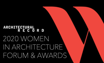 President Dowdell Among Five Women in Architecture Awardees