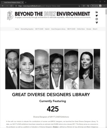 Great Diverse Designers Library Brings Recognition to Marginalized Designers