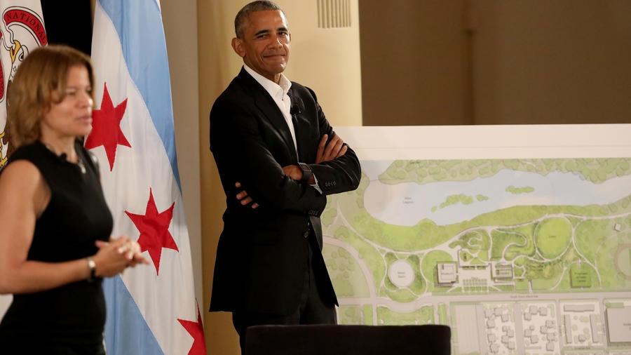 Nancy Stone Obama Presidential Center Jackson Park Phot 013