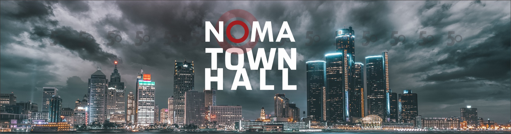 NOMA Town Hall Banner