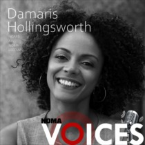 Damaris Hollingsworth, March 2021 Voice