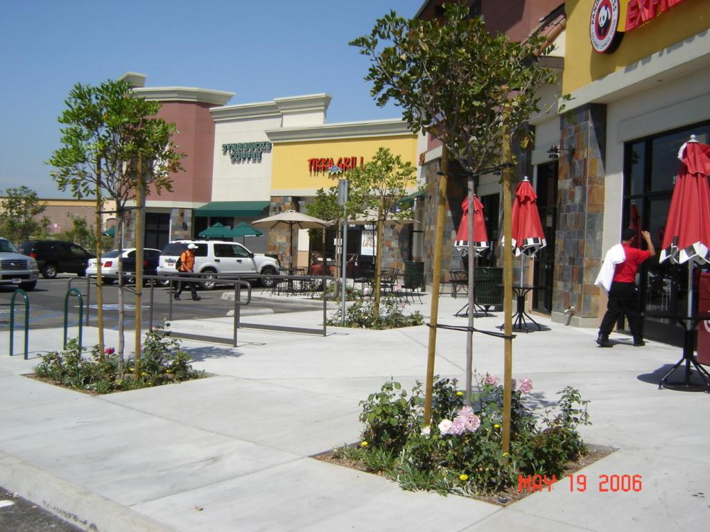 Highridge Crossing Shopping Center