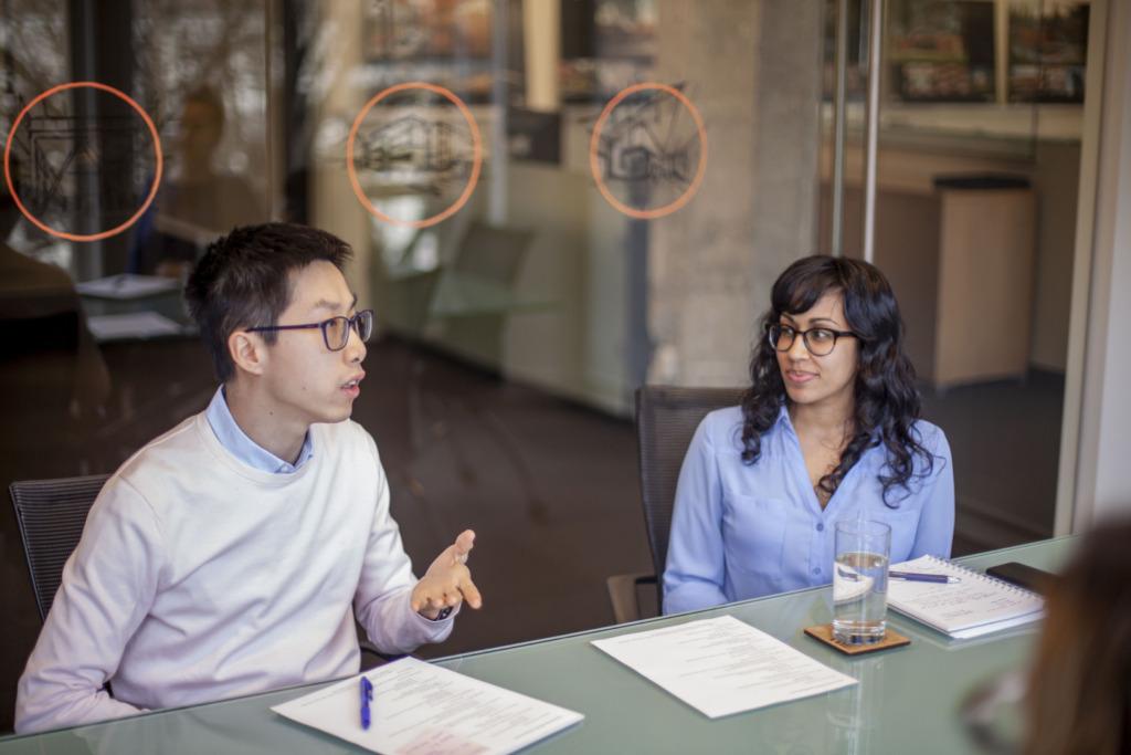 5 Mentoring Interns