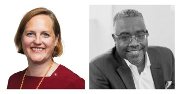 Past-President Holland and Member Grandstaff-Rice Join AIA Board of Directors